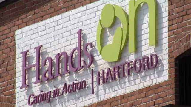 Hands on Hartford's New Home Offers Great Potential