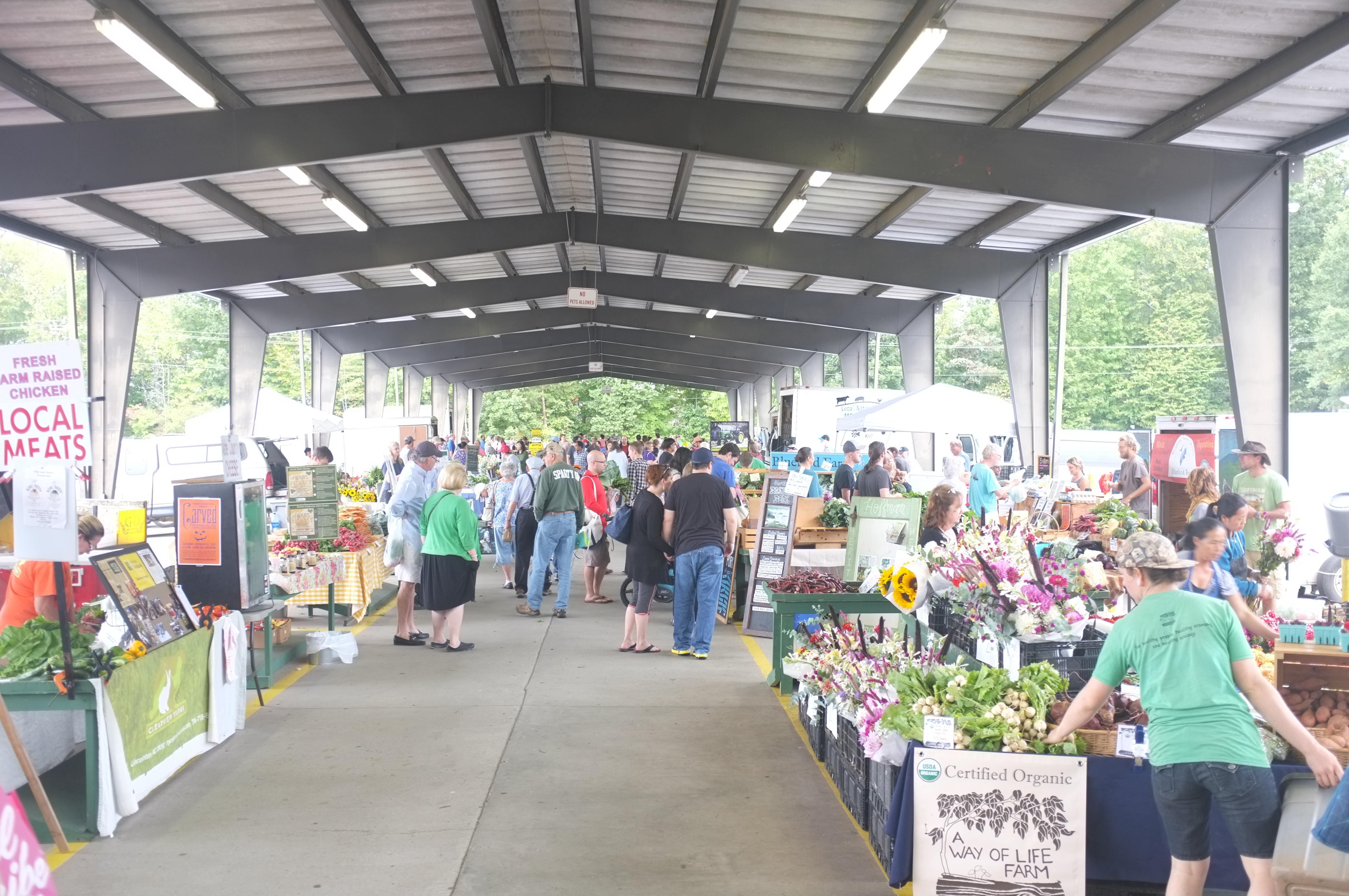 Charlotte Regional Farmers' Market