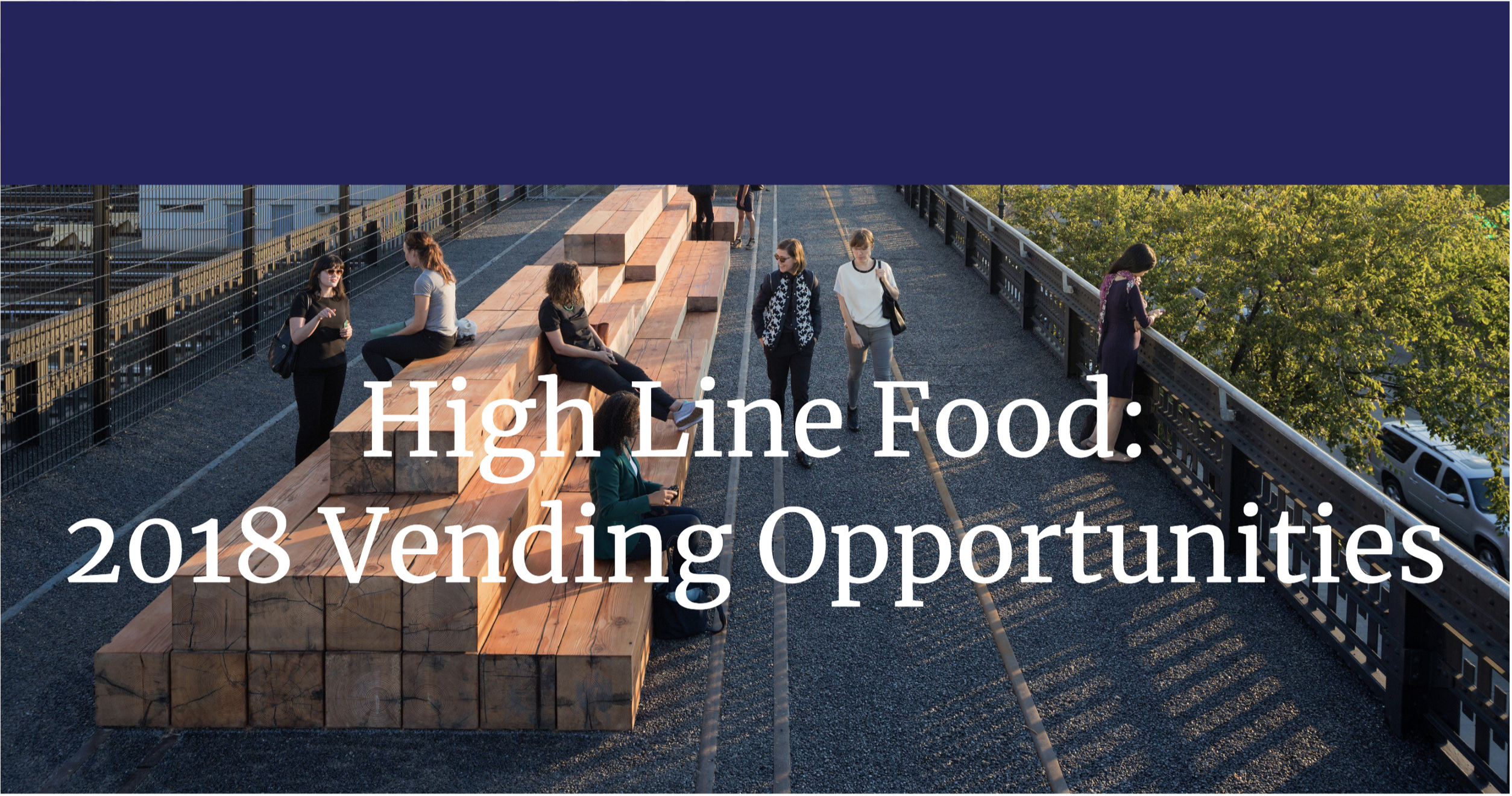 High Line Food: Vending Opportunities
