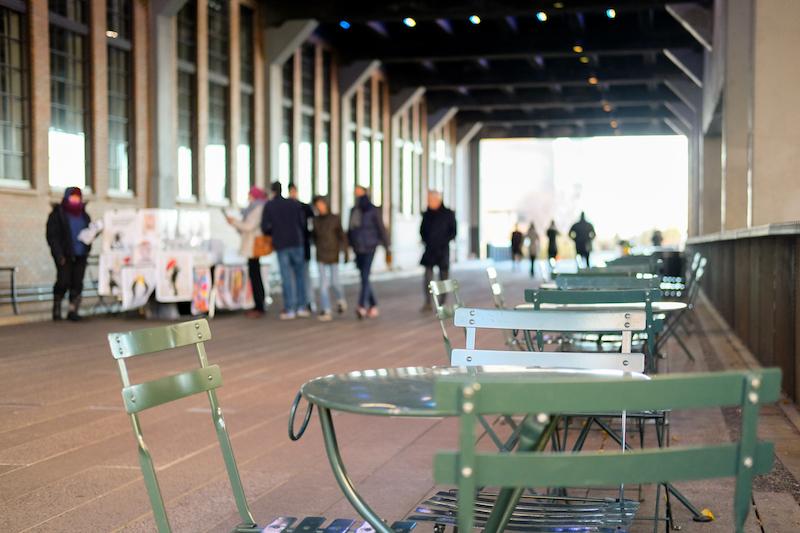 KK&P Seeking Two Kiosk Operators for the High Line