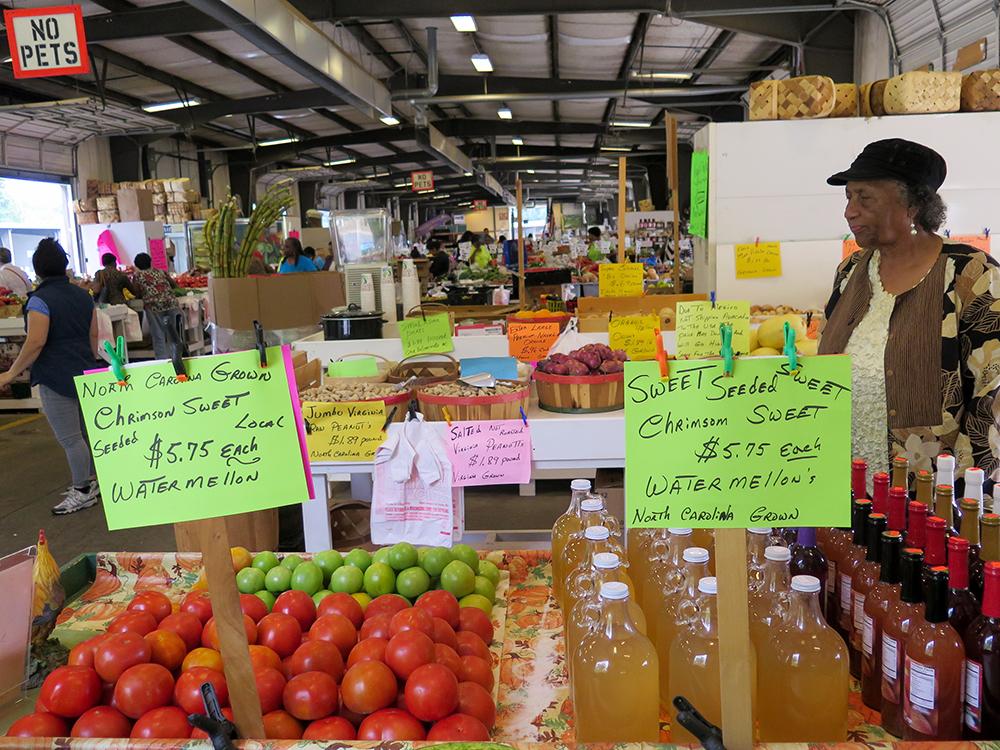Charlotte Farmers Markets