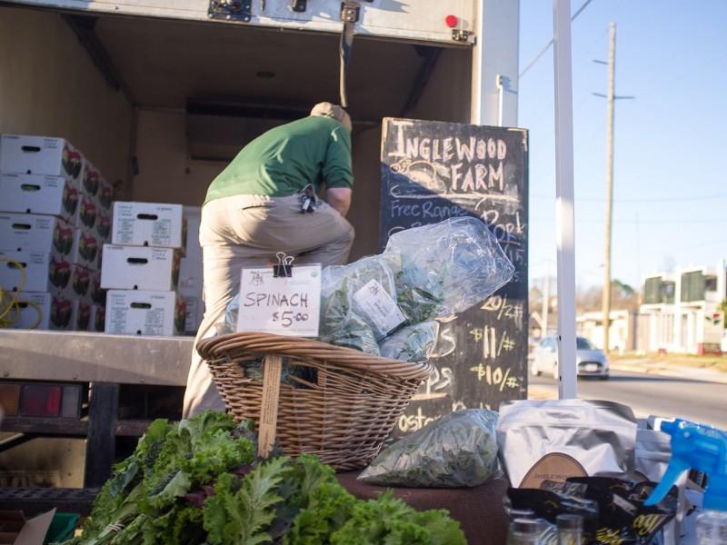Nurturing a regional food system