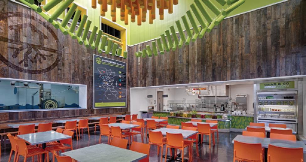 San Jose Discovery Museum Cafe