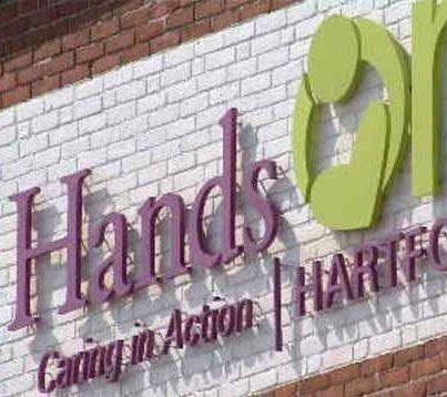 Hands Over Hartford