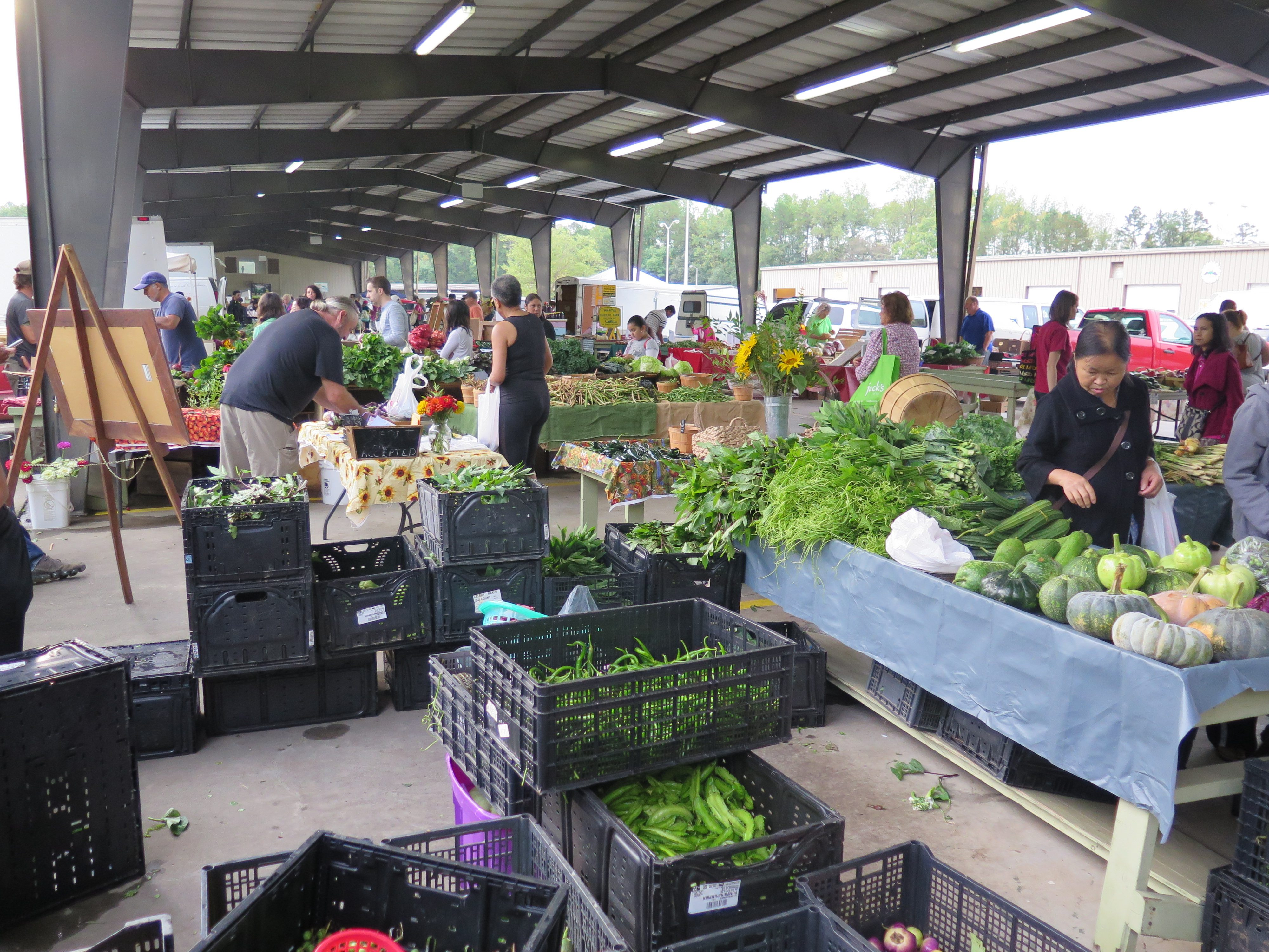 Charlotte Regional Market